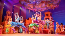 Musicals in Hamburg - Disneys ALADDIN
